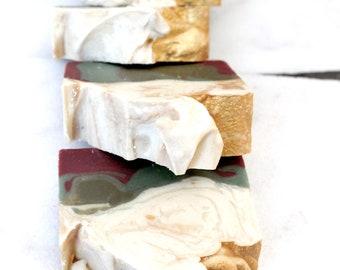 Apples & Sage   Full Size Artisan Bar Soap