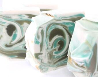 Stonecrop   Full Size Artisan Bar Soap