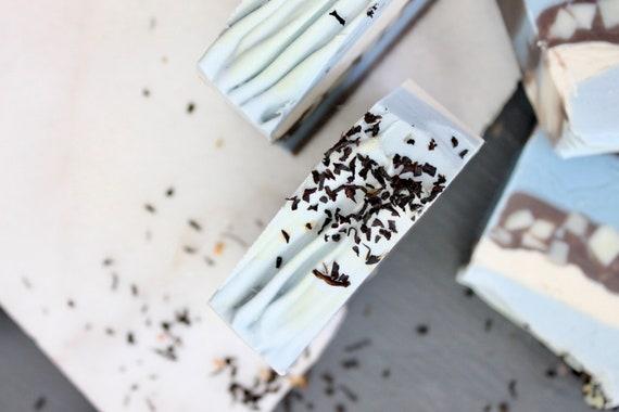 Bergamot & Black Tea | Full Size Artisan Bar Soap