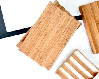Boardwalk Soap Deck made from aromatic cedar