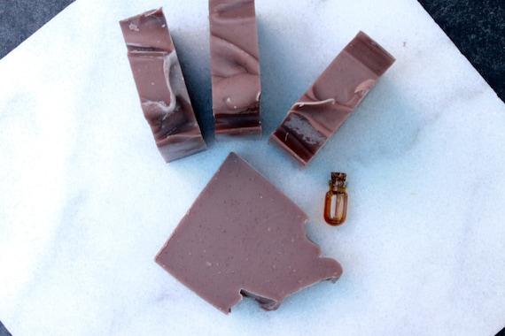 Sandalwood | handmade soap, cold process soap, natural soap, homemade soap, vegan soap, artisan soap