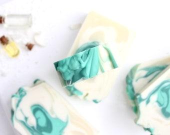 Clover & Aloe Soap | Full Size Artisan Bar Soap