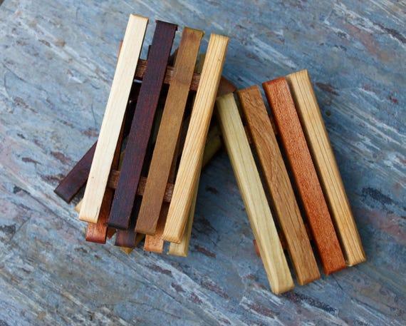 Soap Deck - wooden soap deck, soap dish, soap pallet,