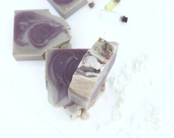 Cherry Almond | Full Size Artisan Bar Soap