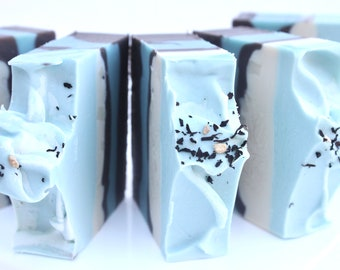 Bergamot & Black Tea | | Full Size Artisan Bar Soap