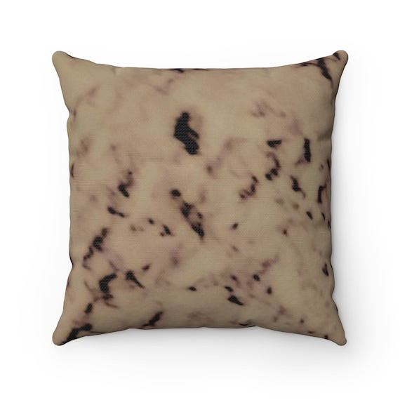 Cement - Spun Polyester Square Pillow