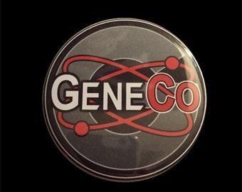 Repo The Genetic Opera Gene Co. Button, Magnet or Sticker