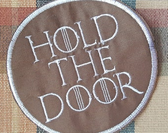 Game of Thrones Hold the Door Patch