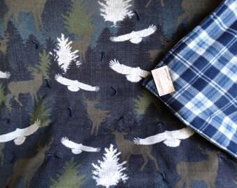 Cozy Cabin Blanket