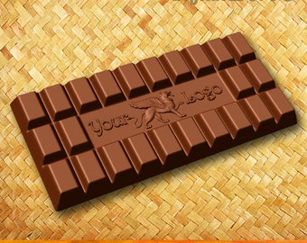 Chocolate personalized Mold, custom logo silicone mould also usable for candy, cake.