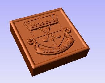 Custom logo chocolate mold - Additional copies