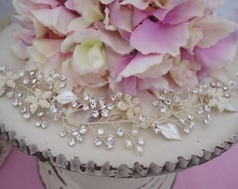 Bling - Elegant Tinny Flower Headband