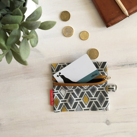 Coin Holder | Tile Holders | Coin and Tile Holders | Borsellino | Woven  Purse | Cloth Wallet