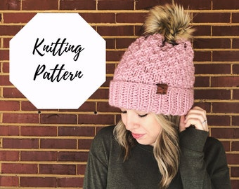 The Madeline Beanie PATTERN / PDF Download