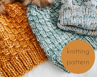 The Mermaid Tail Beanie PATTERN / PDF Download