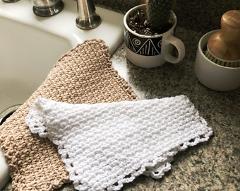 Farmhouse Dishcloth