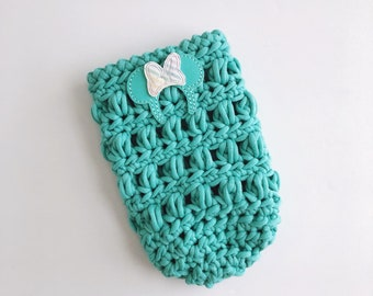 Venti Morning Hustle Cozy / Turquoise Minnie Ears