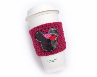 Valentine Minnie Cozy