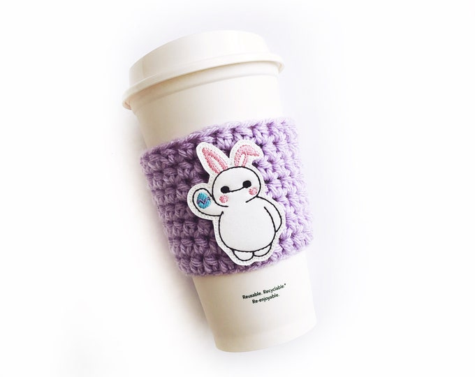 Featured listing image: Easter Baymax Cozy
