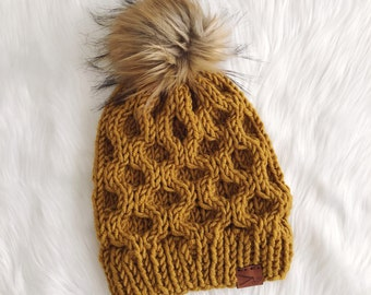 Toddler Size Oh Honey Beanie