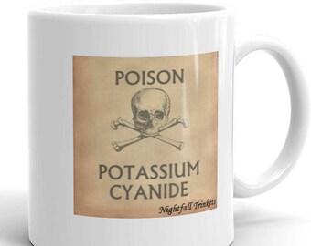 Poison - Potassium Cyanide Mug