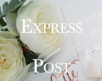 Upgrade to Express post