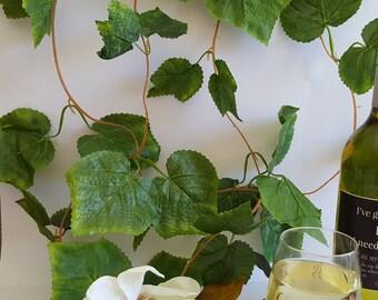 Artifical Grape Vine Garland -  1 strand 240cm long