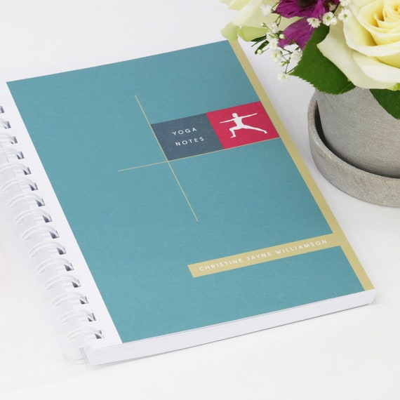 Personalised Yoga Or Well Being Journal