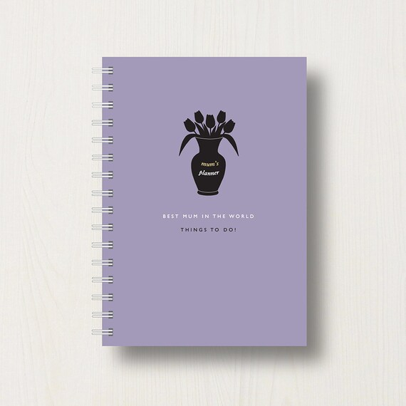 Personalised New Home Journal or Notebook