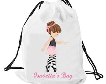 390bd5e40a24 Personalized Ballet bag