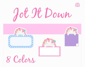 Sweet cakes - Jot it Down Boxes