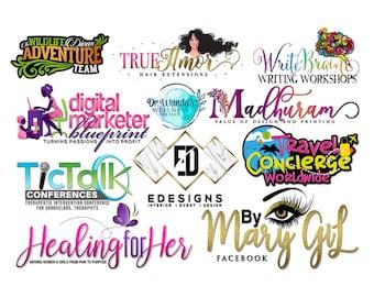 Brand Logo, Custom Logo Design, Logo Design, Signature Logo, Elegant Logo, Creative Logo, Branding Logo, Logo Creation, Modern Logo