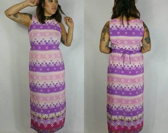 7598f694c399 Pink purple dress