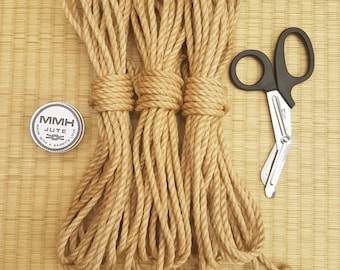 Heaven's Rope Medium Lay, 3 Ropes - 8m