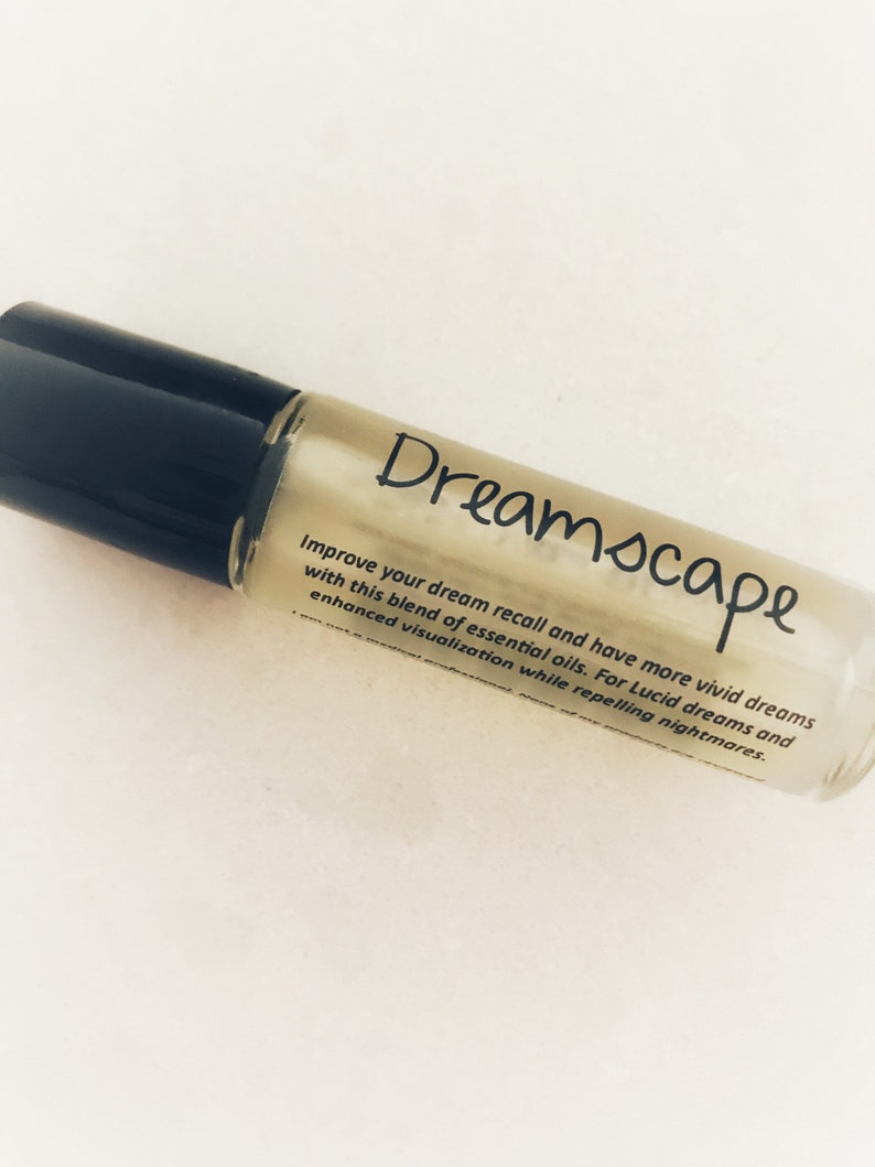 Dream recall/Sleep/Dream/Lucid dream/No nightmares/Essential oil/Essential  oil roller/Aromatherapy/Aromatherapy roller/All natural remedy