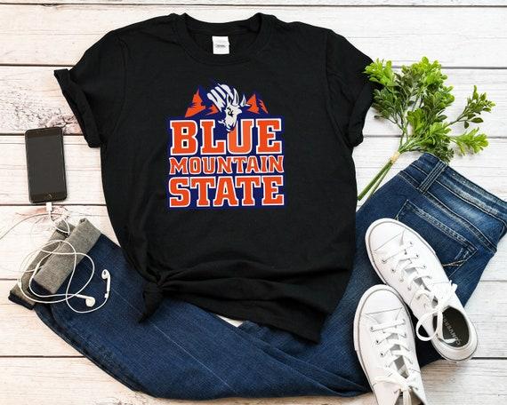 BMS shirt Blue mountain State TShirt BMS TEE Blue Mountain  f675c437db51