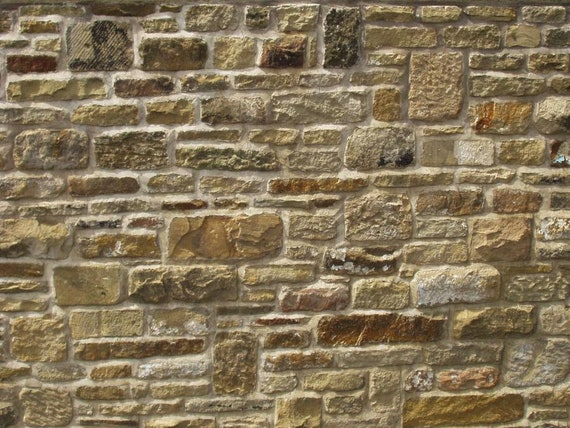 5 SHEETS embossed paper bumpy stone wall 21cm x29cm each sheet SCALE 124     free shipping