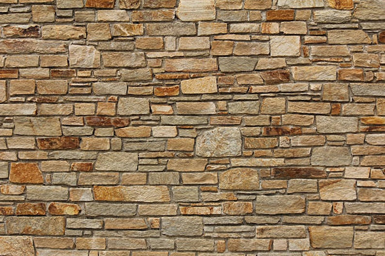 5 SHEETS embossed bumpy paper stone wall 21cm x29cm each sheet SCALE 112 free shipping