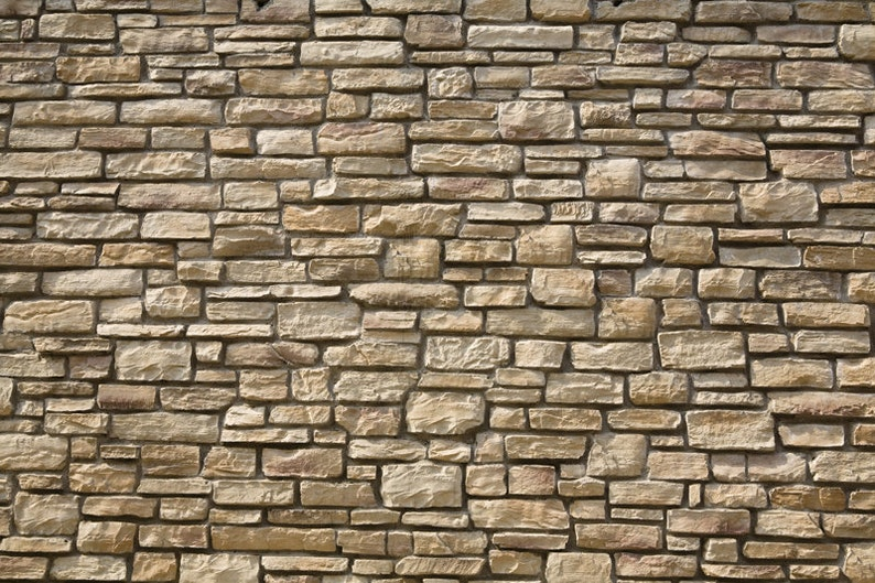 5 SHEETS embossed paper bumpy stone wall 21cm x29cm each sheet SCALE 116  code 3d6 free shipping
