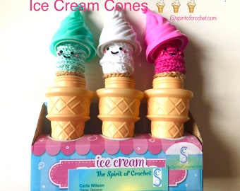 Ice Cream & Cupcake play toys