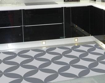 Mexican Floor Vinyl Rug Roll Panel Tile Design For Vinyl Rug