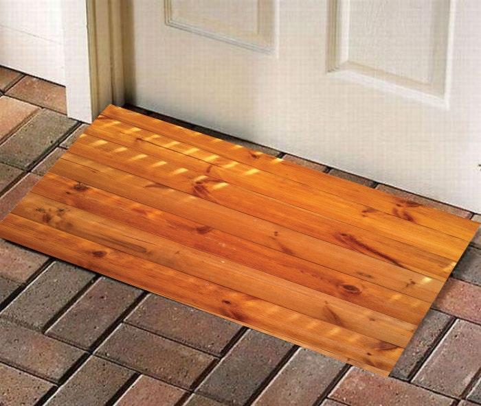Kitchen Rug Linoleum Rug Vinyl Floor Mat Area Rug