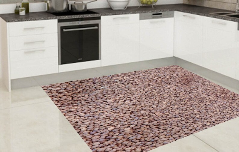 Tapis de cuisine linoléum tapis tapis cuisine tapis salle de | Etsy
