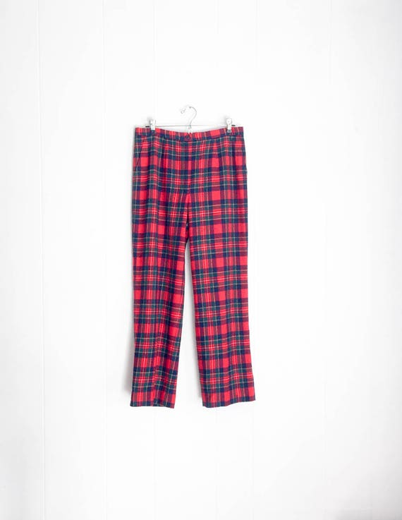 Tartan Pants - Scottish Tartan Plaid - Royal Stewa