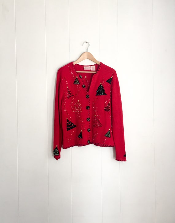 Ugly Christmas Sweater - Holiday Sweater - Ugly Sw