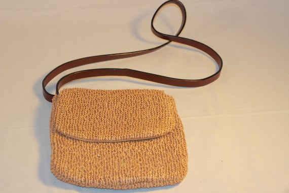 058f4f1c78 Hobo International Raffia Shoulder bag
