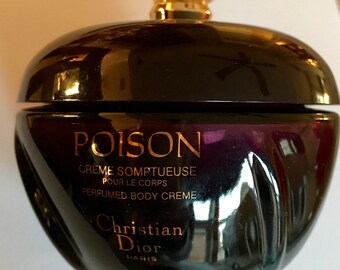 Dior Poison  Stunning Christian Dior Pure Poison Eau De