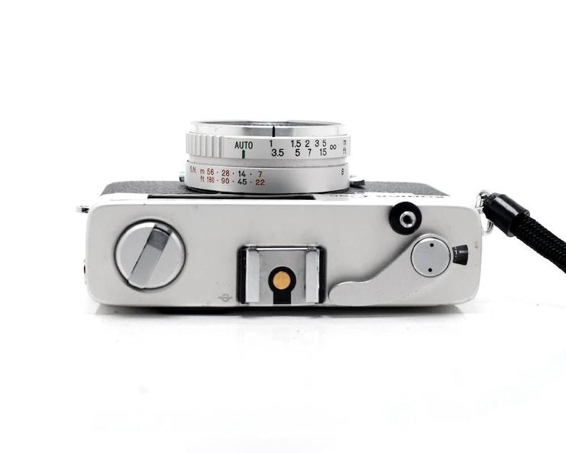 Konica C35-38mm 2.8 Fixed Lens Vintage 35mm Rangefinder Camera
