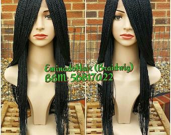c24e1bc0fab Braided Wig