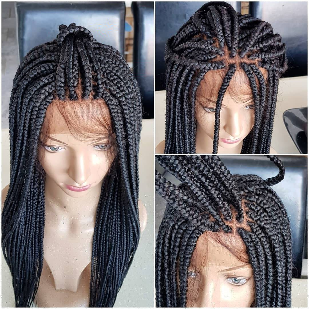 Braided Wig Box Braids. Choose Your Colour. 18/20inches